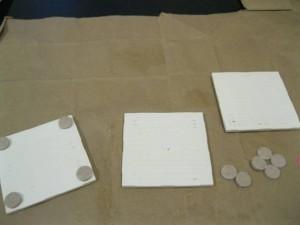 DIY crafts coasters: Step 5