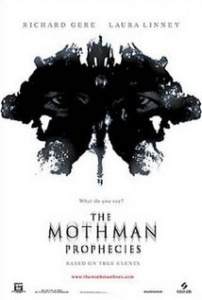 Scary movie: The Mothman Prophecies