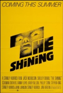 Scary movie: The Shining