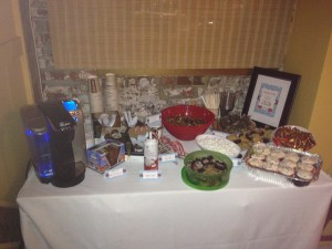 House Party's Hot Chocolate Bar