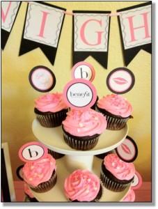 benefit cupcakse