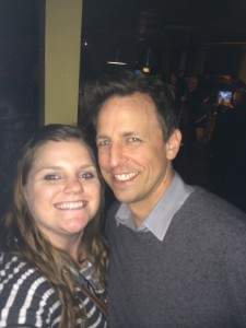 Seth Meyers at SXSW