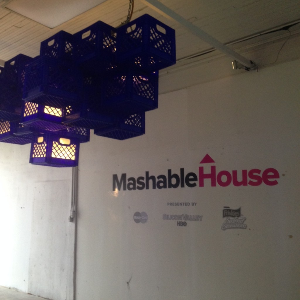 Mashable House SXSW