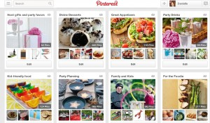 Pinterest is the perfect party planning resource.