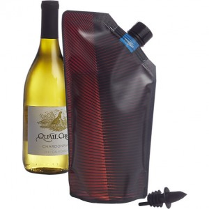 Keep your wine cool and concealed!