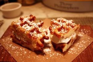 WaffleIceCreamSandwich