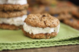 Oatmeal-ice-cream-sandwiches