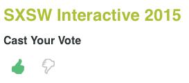 SXSW Vote