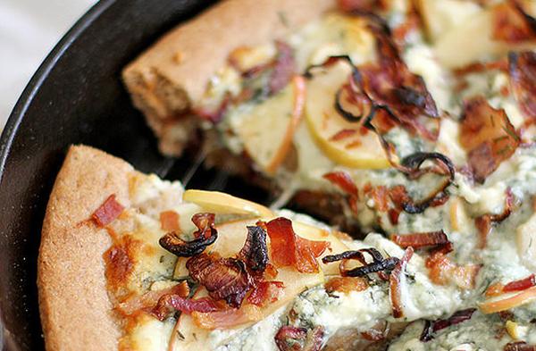 apple recipe for pizza
