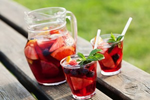 Memorial Day party sangria