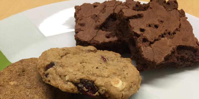 gluten-free desserts brownies