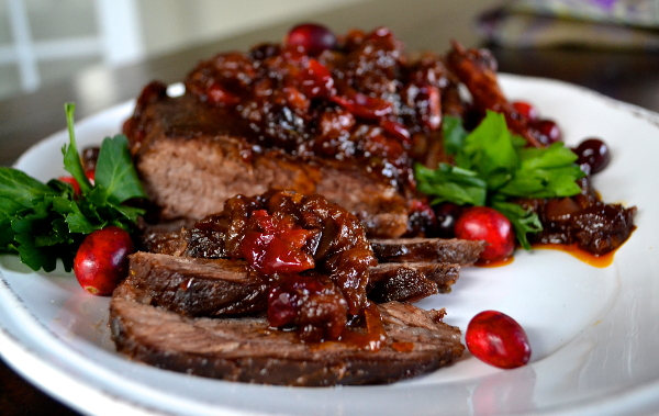 turkey alternatives pomegranate brisket