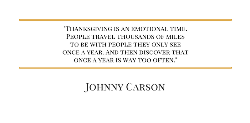 turkey day quote two