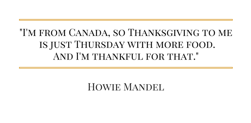 turkey day quote five